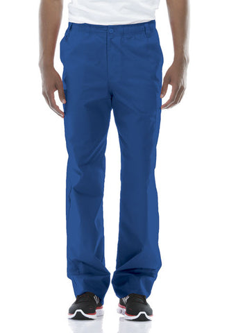 Dickies Men's Zip Fly Pull-On Pant  Tall 81006T Royal ROWZ