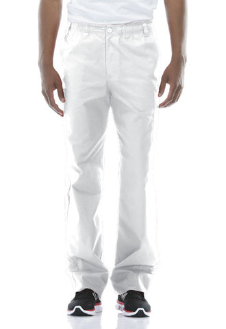 Dickies Men's Zip Fly Pull-On Pant  Tall 81006T White WHWZ