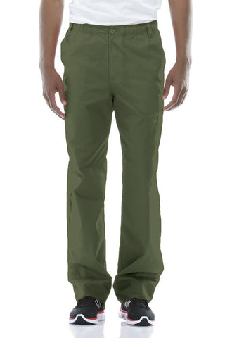 Dickies Men's Zip Fly Pull-On Pant 81006 Pewter PTWZ