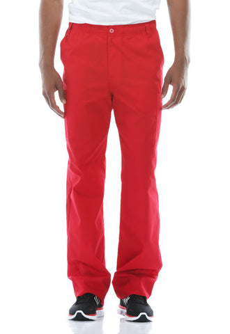 Dickies Men's Zip Fly Pull-On Pant 81006 Red REWZ