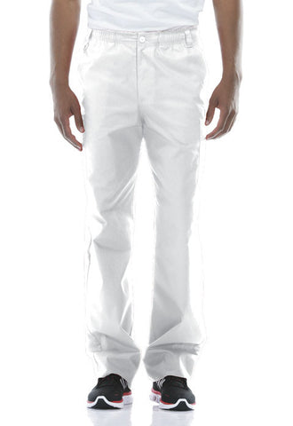 Dickies Men's Zip Fly Pull-On Pant 81006 White WHWZ