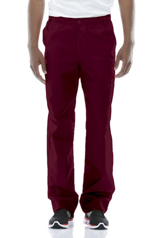 Dickies Men's Zip Fly Pull-On Pant 81006 Wine WIWZ