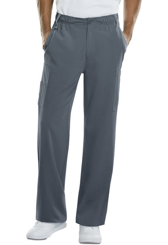Dickies Men's Zip Fly Pull-On Pant 81210 Lt. Pewter PEWZ