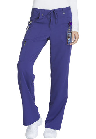 Dickies Mid Rise Drawstring Cargo Pant 82011 Grape GPWZ