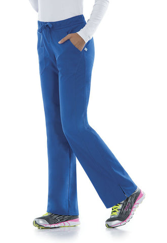 Dickies Low Rise Straight Leg Drawstring Pant 82212A Royal ROWZ