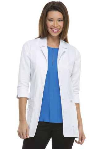 "Dickies 30"" Lab Coat 82402 White DWHZ"