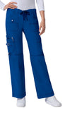 Dickies Low Rise Drawstring Cargo Pant 857455 Royal RYLZ