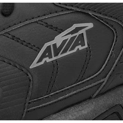 Avia Slip Resistant Athletic A1439M Black BSVX