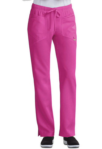 Careisma Low Rise Straight Leg Drawstring Pant  Petite CA105AP Hot Magenta HMG