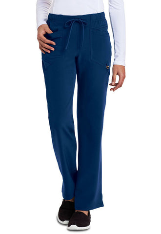 Careisma Low Rise Straight Leg Drawstring Pant  Tall CA105AT Navy NAV