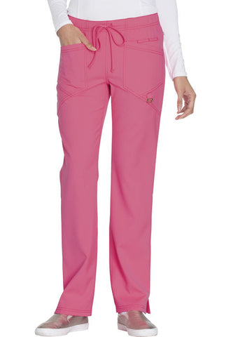 Careisma Low Rise Straight Leg Drawstring Pant CA105A Pink Passion PKSH