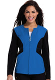 Careisma Zip Front Jacket CA302 Royal RYBK