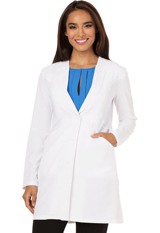 "Careisma 33"" Lab Coat CA305 White WHT"