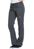 Cherokee Mid Rise Straight Leg Pull-on Pant  Tall CK003T Pewter PEWV