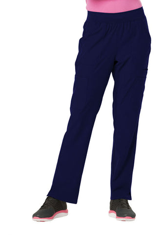 "HeartSoul ""Drawn To Love"" Low Rise Cargo Pant  Tall HS020T Navy NAYH"