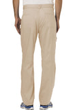 Cherokee Workwear Men's Fly Front Pant WW140 Khaki KAK