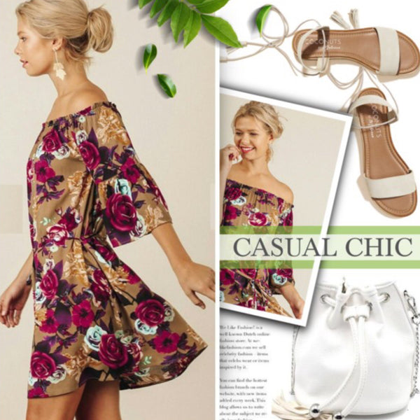 Casual Chic Summer Dress