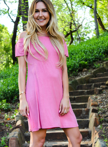 Forever Young Blush Dress