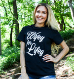 Wifey For Lifey Graphic Tee