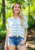 Becca Striped Top