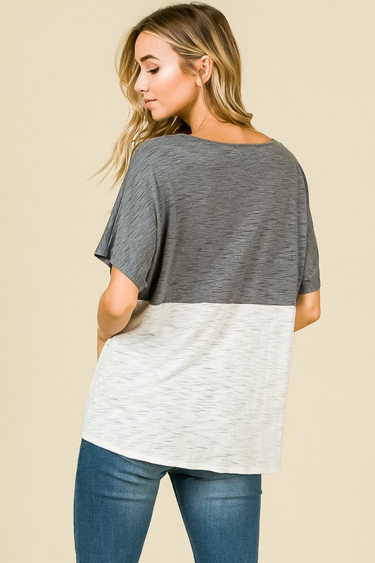 Aadi Colorblock Top
