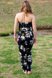 Sweetie Pie Floral Jumpsuit
