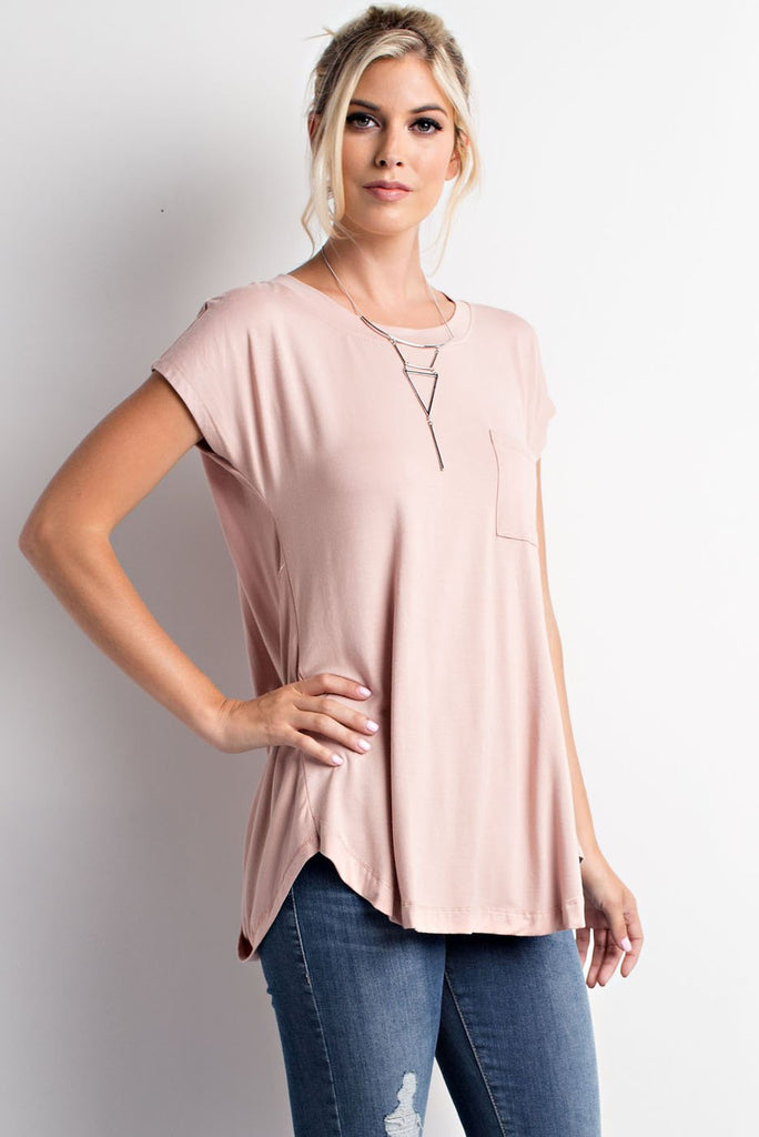 Afternoon Tea Layered Top