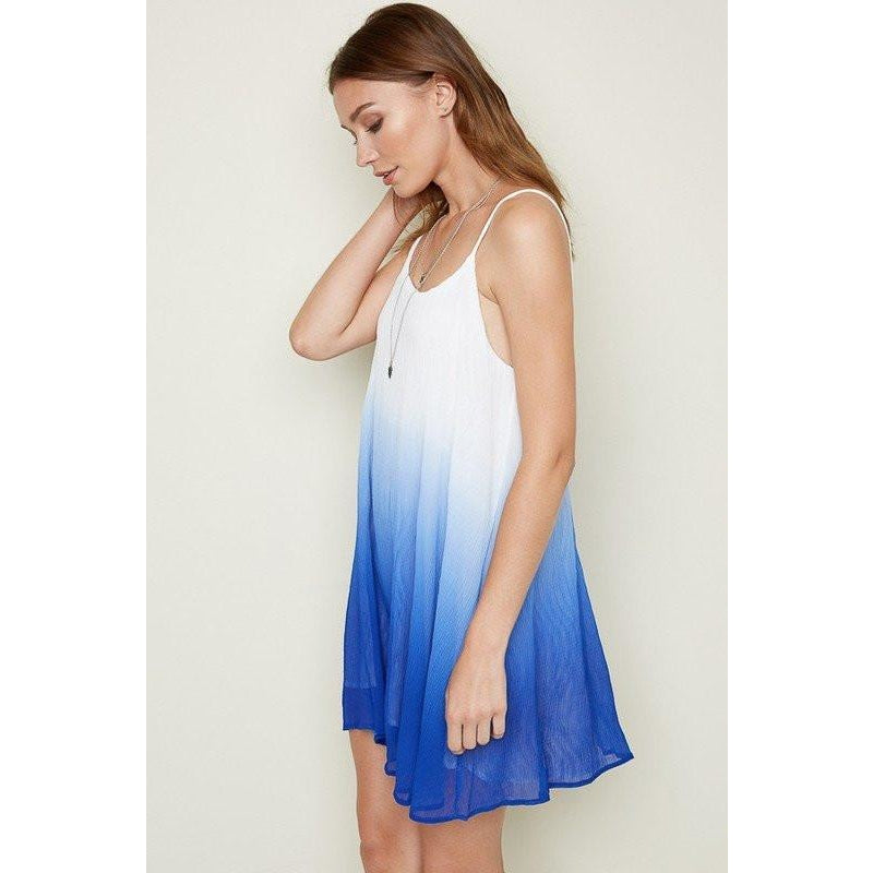 Dresses - Ombre Dress