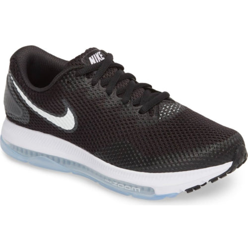 ed84a745123eb ... Nike - Womens Zoom All Out Low 2 Running Shoes, Black/ White/  Anthracite ...
