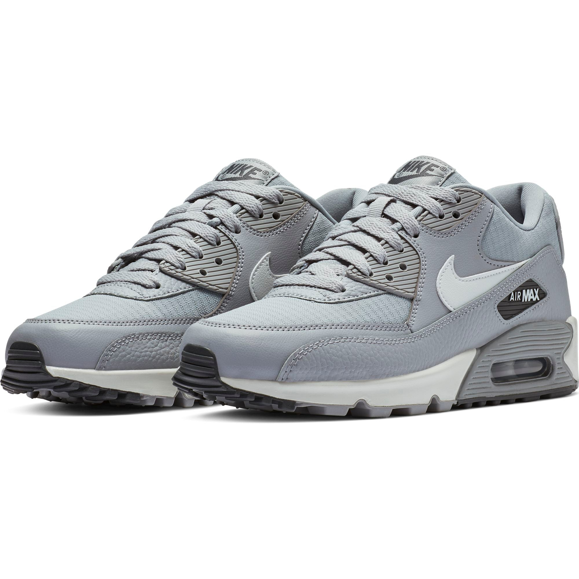 7ce51f3b Nike Women's Air Max 90 Sneakers, Wolf Grey/ Summit White-Dark Grey - First  Clothing