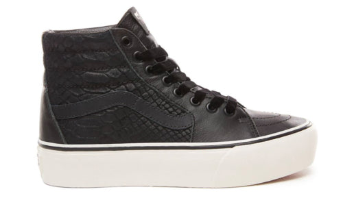 Vans Unisex UA Sk8 Hi Platform 2.0 Leather Sneakers 2df70d2b6