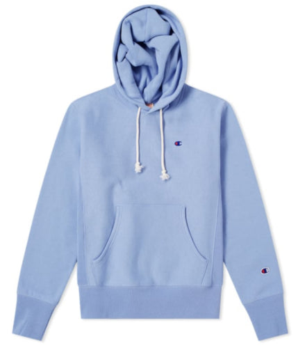 bd131b3d8a24 Champion Reverse Weave Classic Hoodie - Lilac Wash Sky Blue - First Clothing