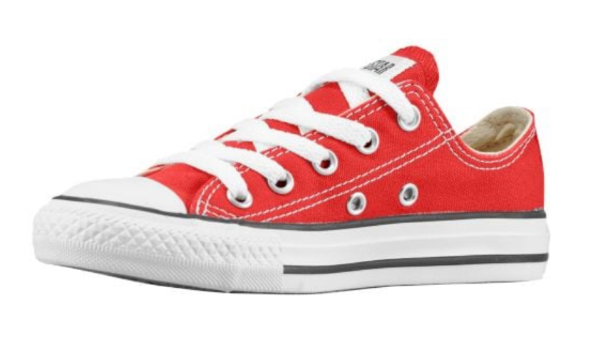 fd8c46eed335c1 Converse Youth Chuck Taylor All Star OX Sneakers