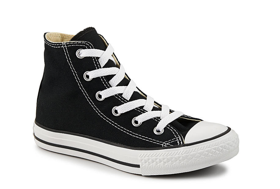 3f5faed835502a Converse Youth Chuck Taylor All Star HI Sneakers