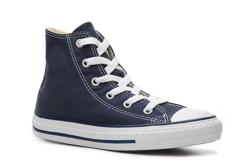 9ebc05a5e30142 Converse Youth Chuck Taylor All Star HI Sneakers