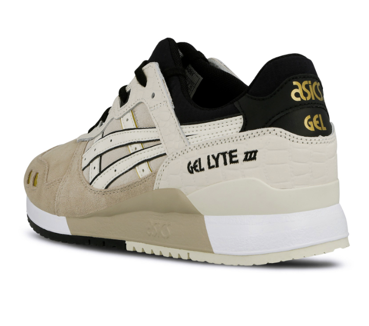 super popular 8c676 81998 Asics Tiger Men's Gel-Lyte III Running Sneakers, Feather Grey/Birch
