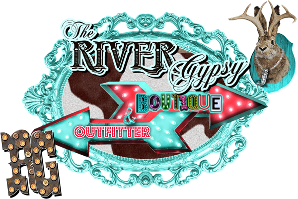 The River Gypsy Boutique and Outfitter's retina logo