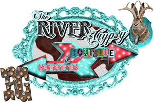 The River Gypsy Boutique and Outfitter's logo