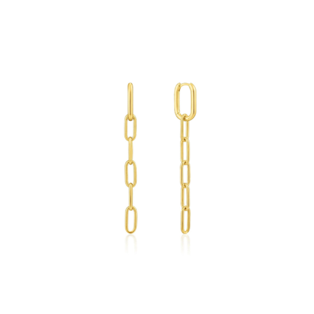 Alessandra Claw Earrings - Pink