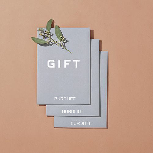 BURDLIFE eGIFT CARD