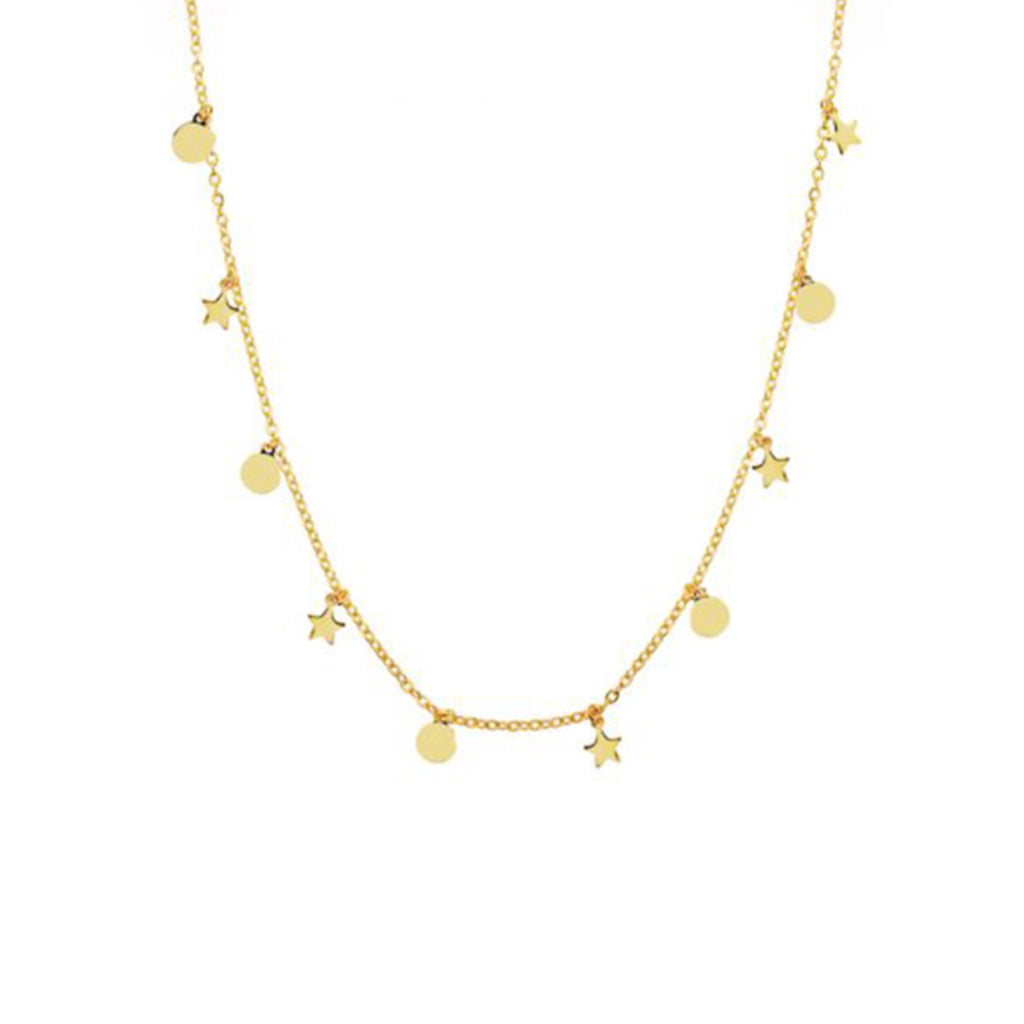Ainsley Gold Necklace