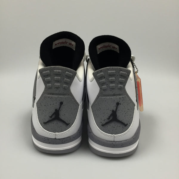 "Air Jordan 4 2012 ""White Cement"" Size 11 DS"