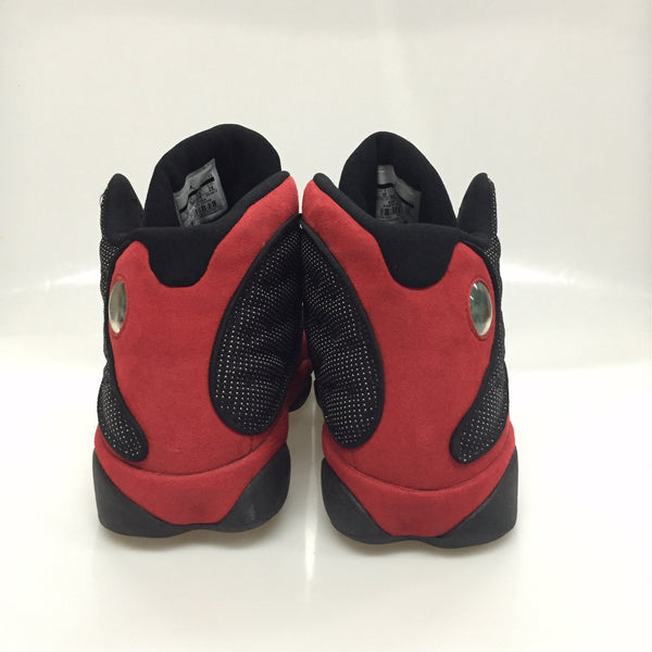 "Air Jordan 13 ""Bred"" Size 10 Pre Owned"