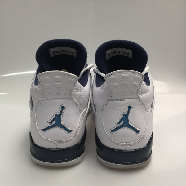 "Air Jordan 4 ""Legend Blue"" Size 11 Pre Owned"