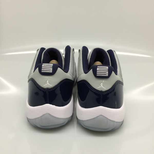 "Air Jordan 11 Low ""Georgetown"" Size 10.5 DS"