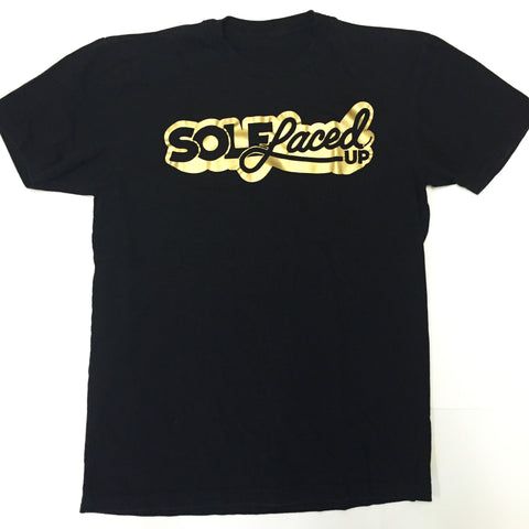 Solelacedup Men's Tee