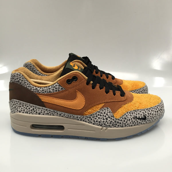 "Nike Air Max 1 ""Safari"" Size 9.5 DS"