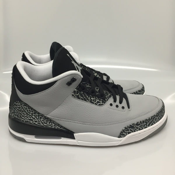 "Air Jordan 3 ""Wolf Grey"" Size 14 DS"