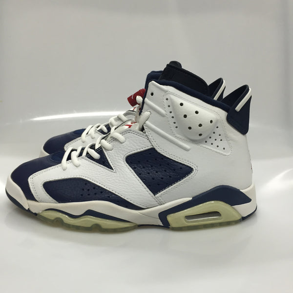 "Air Jordan 6 2000 ""Olympic"" Size 9 DS"