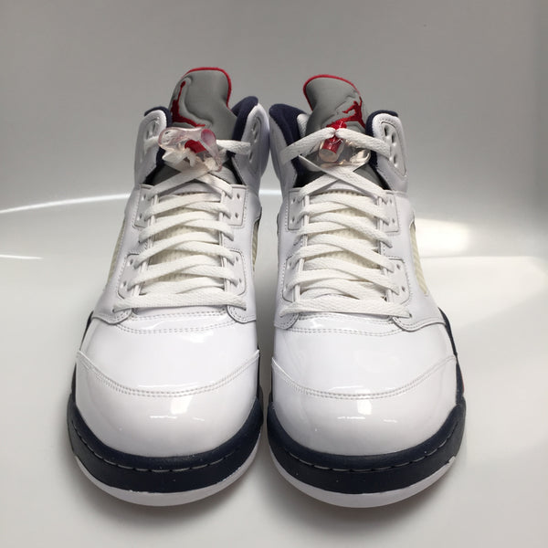 "Air Jordan 5 ""Olympic"" Size 14 DS (Rep Box)"